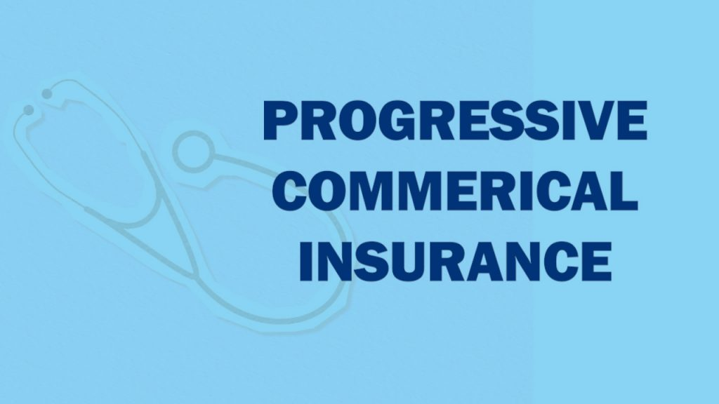 How much for progressive commercial insurance?